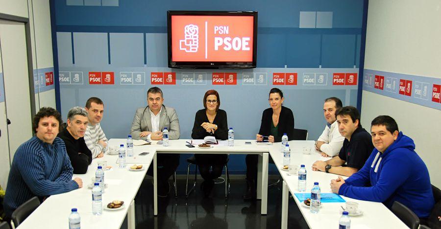 El PSN muestra su apoyo a TRW y se reúne con el Comité de Empresa
