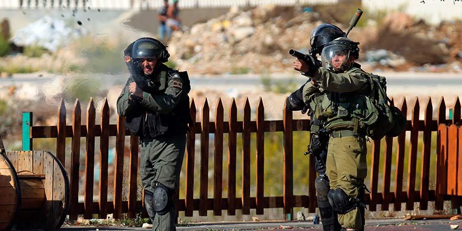 Dos palestinos muertos en Gaza en choques con el Ejército israelí