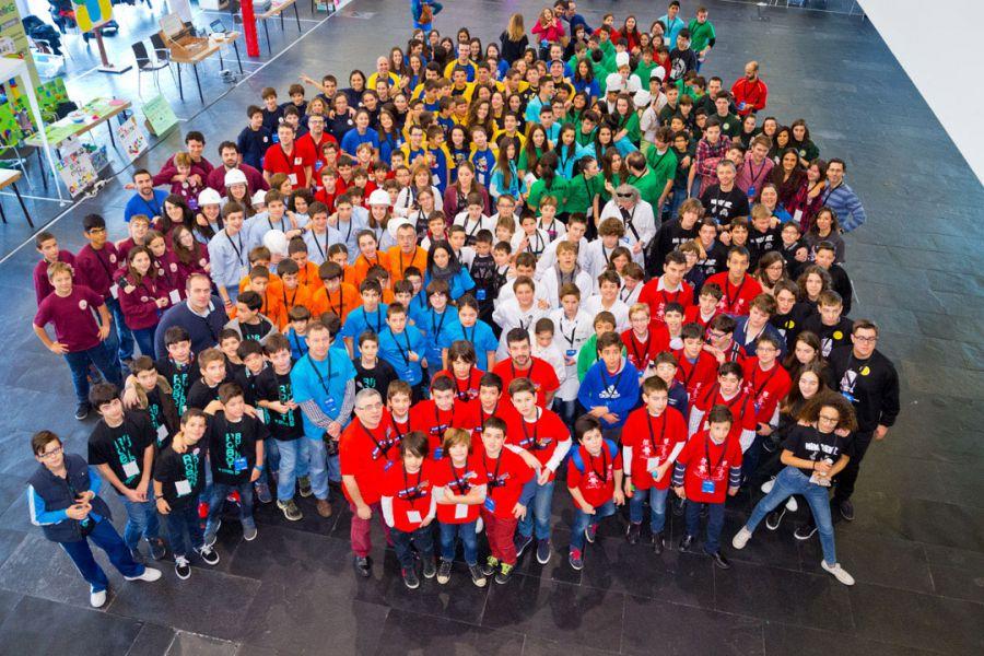 Los equipos Mechatronic Ants y FSIngenium Team, clasificados para la final del torneo First Lego League