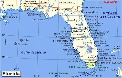 Hallan en Florida los restos del primer asentamiento español en EE.UU.