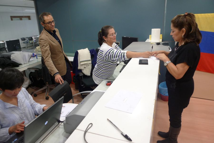 Salud reconoce en 2015 el derecho a la atención sanitariaa 1.263 personas en situación irregular en Navarra