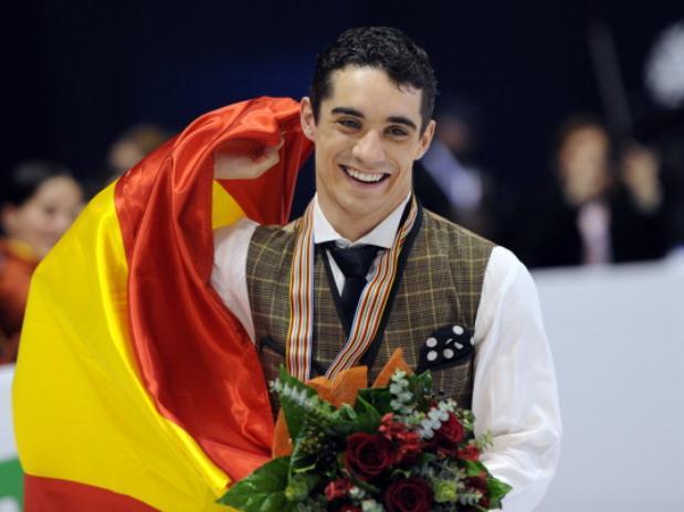 Javier Fernández vuela hasta su cuarto título europeo consecutivo
