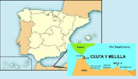Un terremoto de 6,3 y numerosas réplicas sacuden Melilla y parte de Andalucía