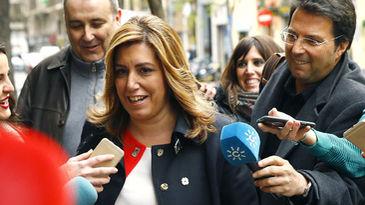 Díaz rechaza la oferta de Podemos para gobernar en coalición con el PSOE