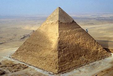 Descubren una nueva cámara vacía en la Gran Pirámide de Keops
