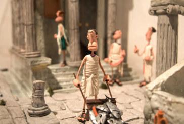 Más de 7.500 personas han recorrido la 'PlastiHistoria de la Humanidad' en el Museo Arqueológico de Murcia