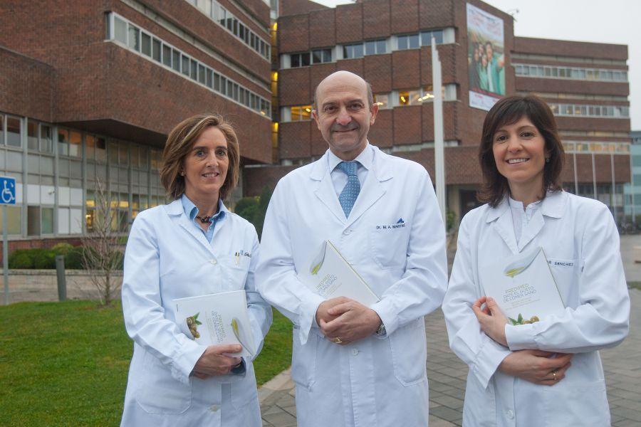 """Investigadores de PREDIMED-NAVARRA presentan en Madrid el libro """"Date el gusto de comer sano"""""""