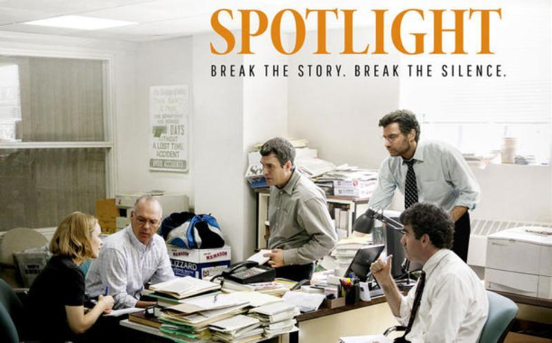 """""""Spotlight"""", la investigación que destapó los abusos a menores en la Iglesia"""