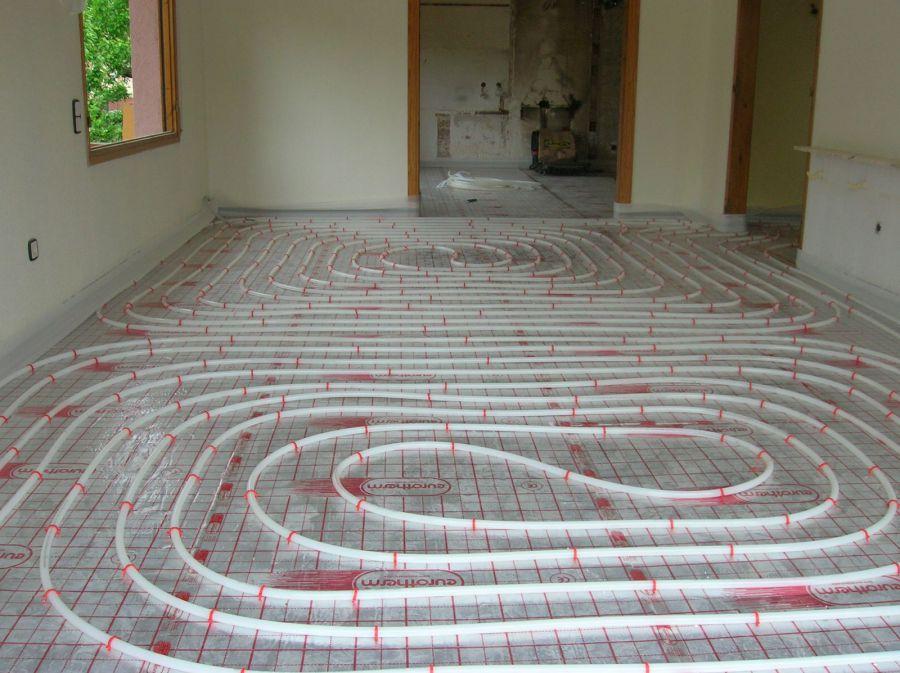 Las ventajas de la instalación de suelo radiante en el hogar