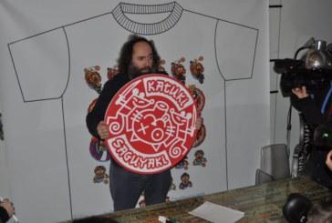 VEGAP, apoyo contundente a Mikel Urmeneta y los cuatro dibujantes de 'Katuki Saguyaki'