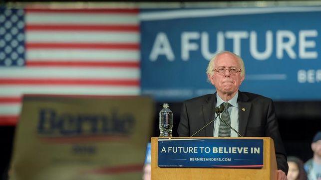 El socialismo sale del armario subido a la estela de Bernie Sanders