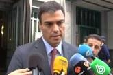 Sánchez apela a la moderación y transversalidad para nueva España autonómica