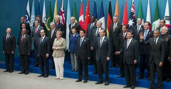 El G20 da por agotados los estímulos monetarios y mira al largo plazo