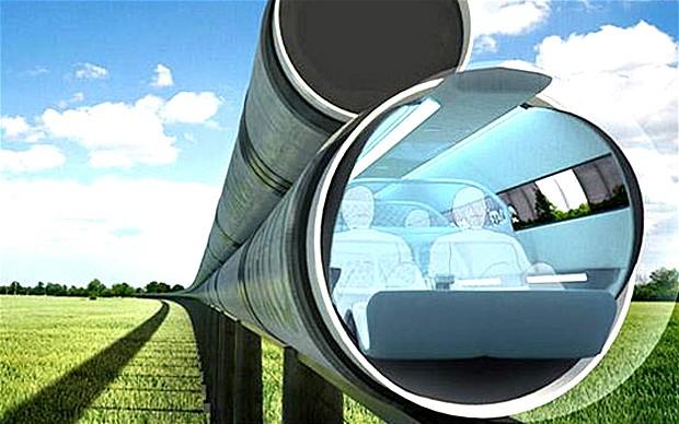 Hyperloop: un sistema de transporte a 1.000 km/h en tubos al vacío