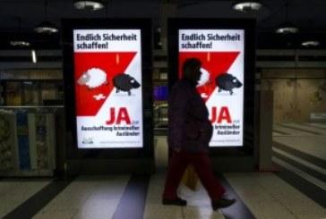Los suizos rechazan endurecer la ley de expulsión de extranjeros, según los sondeos