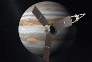 Los colores en los anillos de Júpiter se deben a las corrientes, dice científico