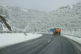 Abierta la red principal de carreteras de Navarra, aunque se recomienda circular con precaución por la nieve