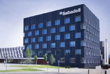 Banco Sabadell ganó 801,5 millones en 2017, un 12,8 % más