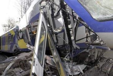 Un «error humano» causó el accidente de tren en Alemania, según la fiscalía