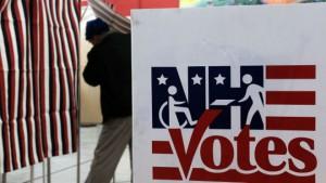 Comienzan las votaciones en varios estados en un crucial supermartes en EE.UU.