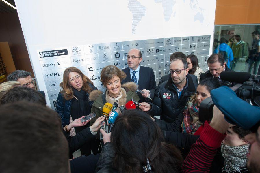 """Tejerina: """"España es la segunda economía en relevancia de la exportación en Europa, tras Alemania"""""""