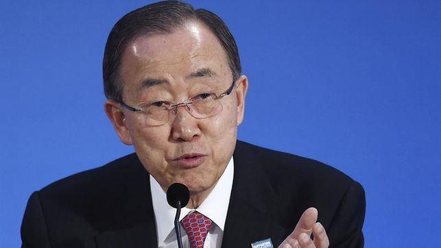 """Ban Ki-moon cree que de forma """"general"""" se cumple el alto el fuego en Siria"""