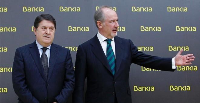 El FROB envía a la Fiscalía diez expedientes de Caja Madrid y Bancaja