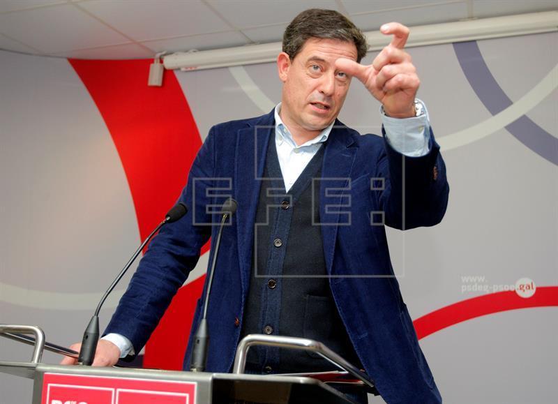 Besteiro renuncia a ser candidato del PSdG a la Xunta de Galicia