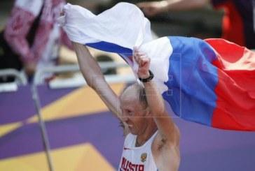 El TAS confirma sanciones a seis atletas rusos