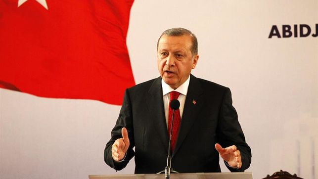 """Erdogan advierte a EEUU de que puede perder a un """"aliado estratégico"""""""