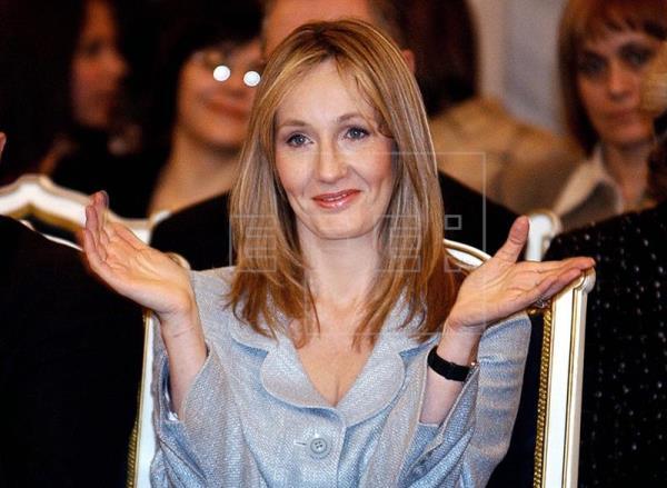 """J.K. Rowling publicará en internet una """"Historia de la magia en Norteamérica"""""""