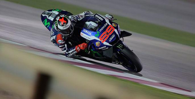GP Jerez: Lorenzo enseña los dientes a todos sus rivales