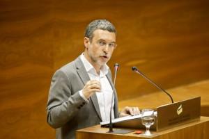 Miguel Laparra, Vicepresidente de Derechos Sociales del Gobierno de Navarra