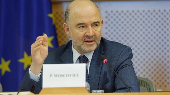 """Moscovici ve necesario un """"gobierno sólido"""" en España"""