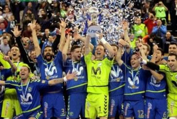 2-5. El Inter Movistar, pentacampeón de Europa