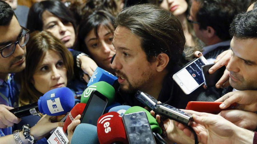 """Iglesias no vería seria """"una jugada efectista"""" de Sánchez en el último minuto"""
