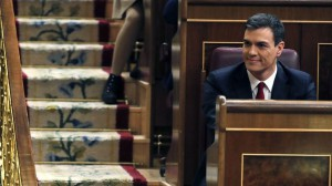 Pedro Sánchez-JAVIER LIZÓN   EFE