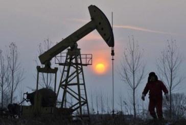 Fuerte caída del precio del petróleo hasta niveles del mes de marzo