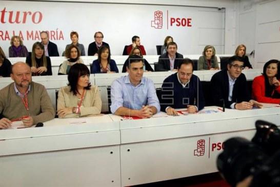 Comité Federal PSOE: Comunicado íntegro izquierda socialista