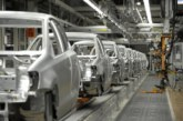 La producción industrial de Navarra desciende un 2,1 % en noviembre