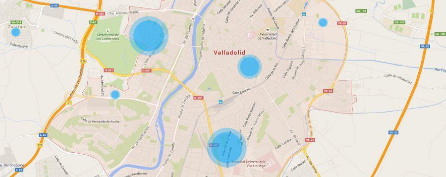 La nueva herramienta de comunicación inteligente geolocalizada para los Ayuntamientos.