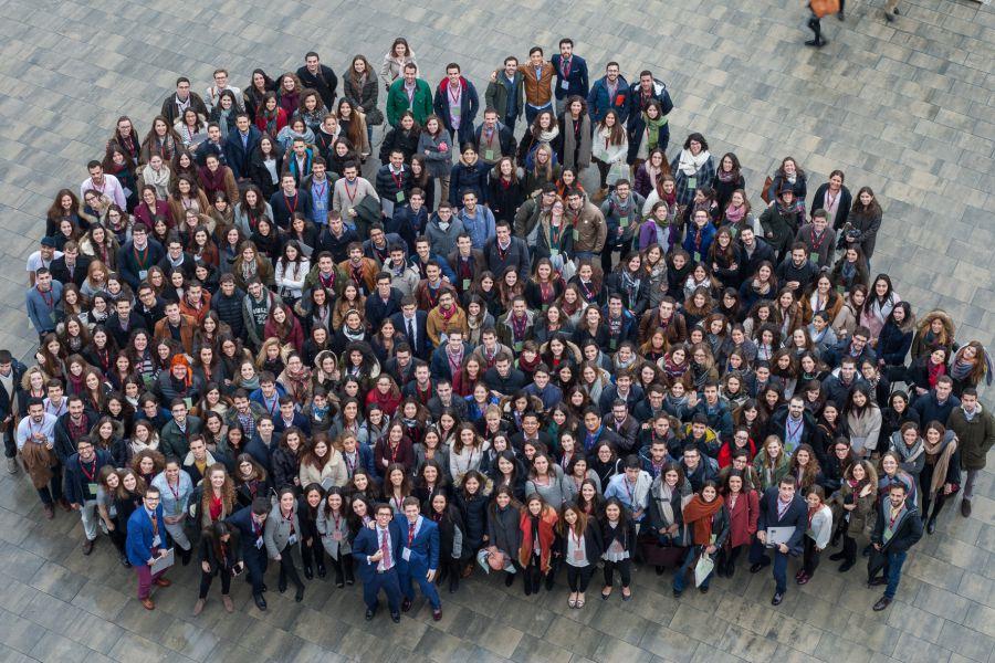 450 personas se reúnen en el Congreso Internacional de Oncología para Estudiantes de la Universidad de Navarra