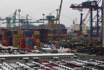 El déficit comercial de EE.UU. baja en febrero un 3,4 %