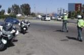 Campaña de vigilancia y control de distracciones en la conducción a lo largo de esta semana