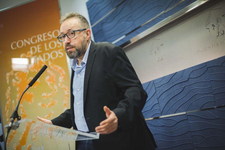 Girauta: 'Hay tiempo de que se levanten los vetos personales y se produzca una reunión de los tres partidos constitucionalistas'