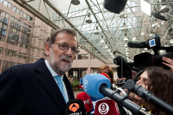 """Rajoy afirma que las decisiones del Rey le parecen """"siempre razonables"""""""