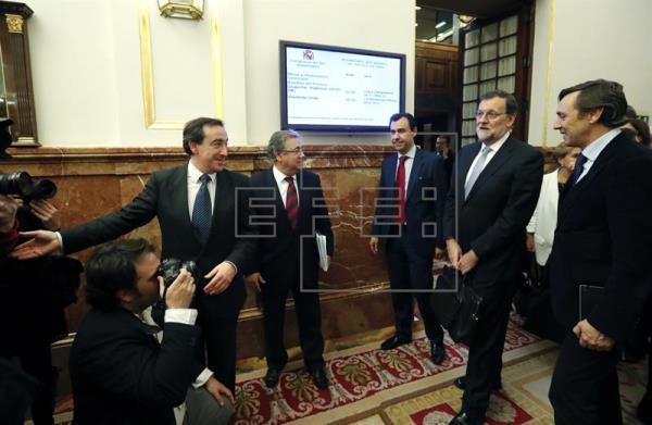 Rajoy llamará a Sánchez para lograr un acuerdo tras el debate de investidura