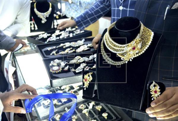 """Las joyas de oro disparan la venta de """"bienes culturales"""" en el mundo"""