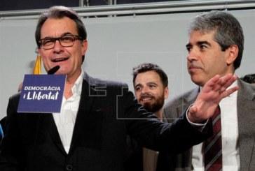 El Tribunal de Cuentas condena a Mas a devolver 5 millones gastados en el 9N