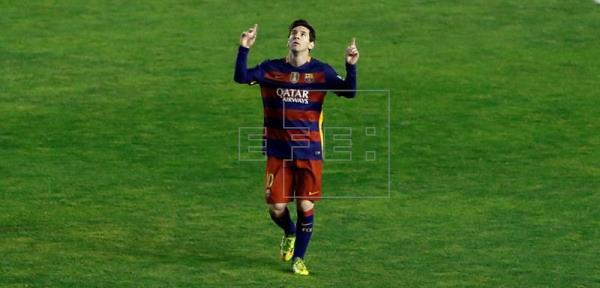 1-5. Messi decide ante un Rayo orgulloso